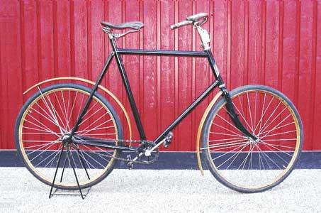 Fram cykel