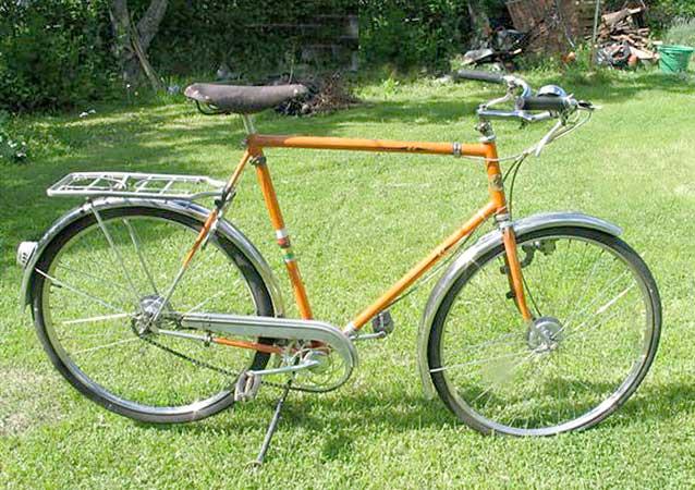 crescent cyklar historia