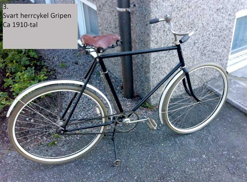 cyklar till salu